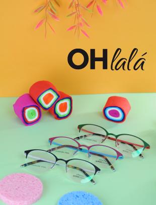 Gafas graduadas OHlalá