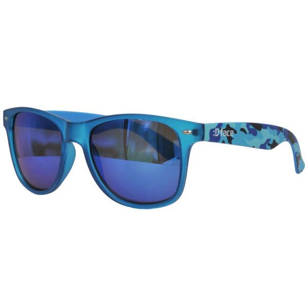 gafas- dface -hawaii- camuflaje azul
