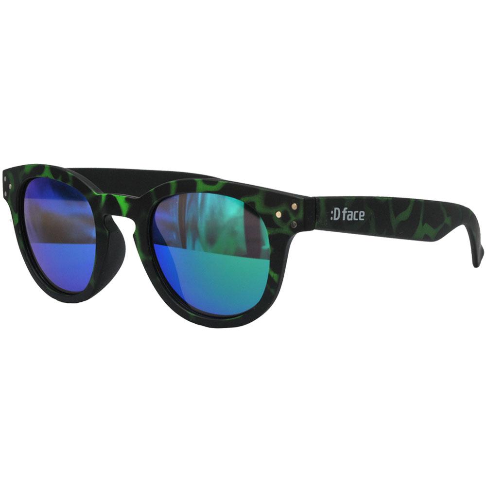 gafas- sol -espejo- verdes