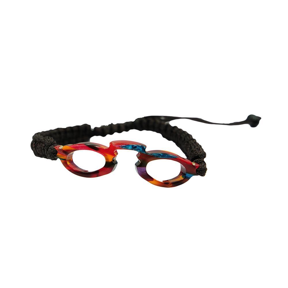 Pulsera gafas Groucho