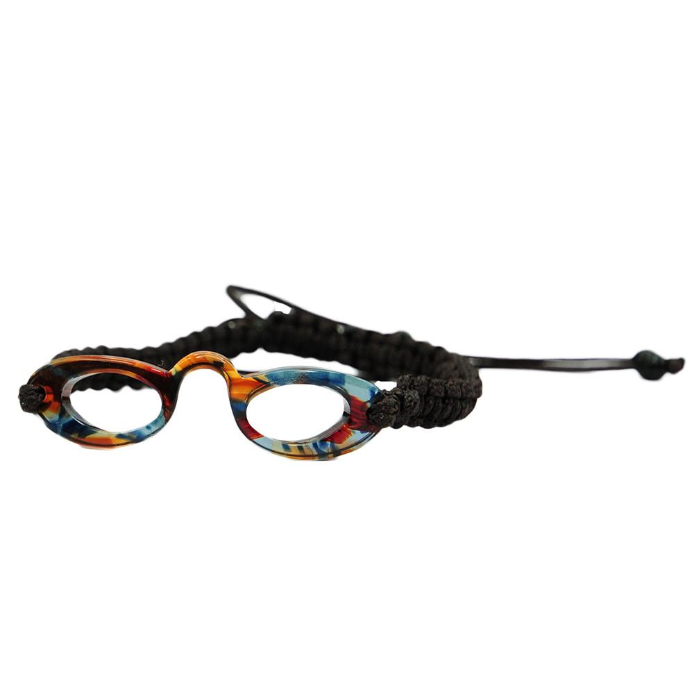 Pulsera mini gafas Moneypenny