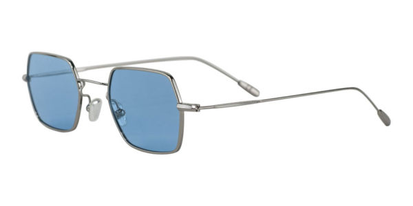 gafas dface metalicas azules