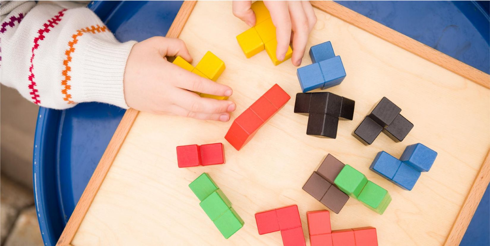 Terapia visual para niños en Granada