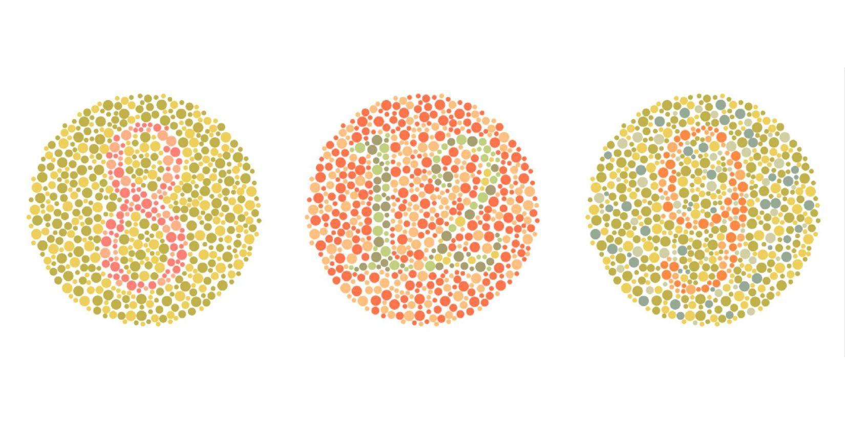 test de daltonismo