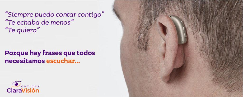 Audífonos ClaraVisión